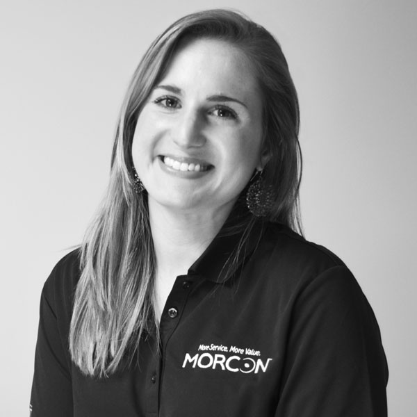 Victoria Raccuia: Marketing & Communications Manager at Morcon a paper converting company