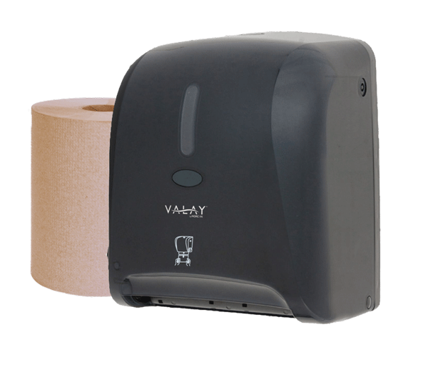 Morcon Commercial Paper Towel Rolls and Roll Towel Dispenser