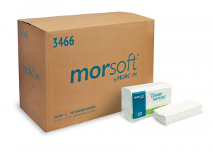 Morsoft 2-Ply 3466 Dinner Napkins