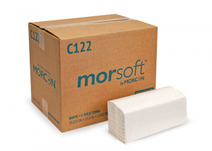 Morsoft C122 C-Fold Towel