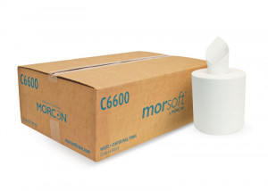 Morsoft C6600 Center Pull Towel