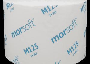 roll of M125 Morsoft Porta-Potty Restroom Tissue
