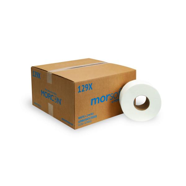 Morsoft 129X Jumbo Bath Tissue