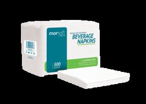 Morsoft® Beverage Napkin