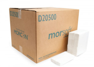Morsoft D20500 Tall Fold Dispenser Napkin
