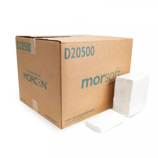 Morsoft D20500 Tall Fold Dispenser Napkin