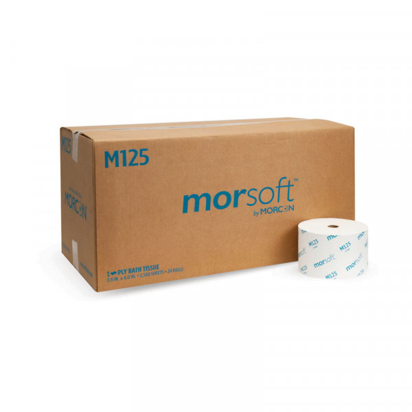 Morsoft M125 Small Core Bath Tissue