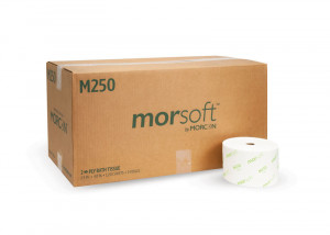 Morsoft M250 Small Core Bath Tissue
