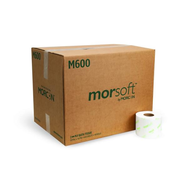 Morsoft M600 Specialty Bath Tissue
