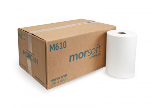 Morsoft M610 TAD Paper Roll Towel
