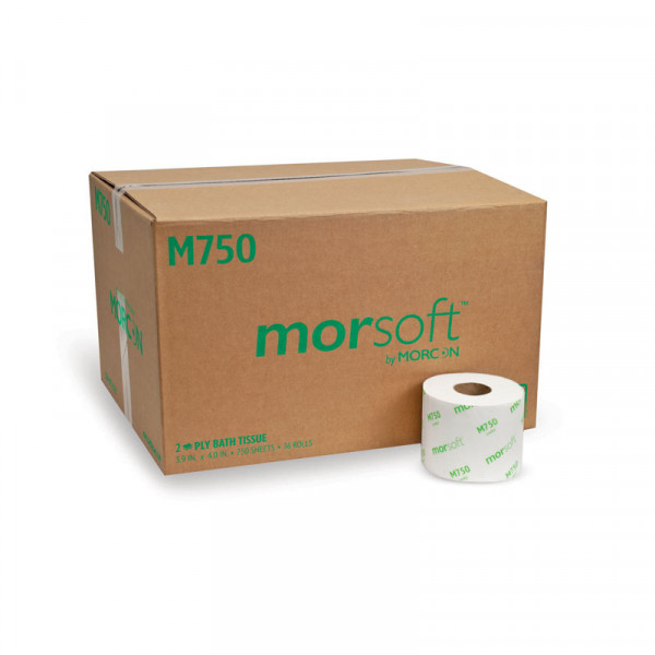 Morsoft M750 Specialty Bath Tissue