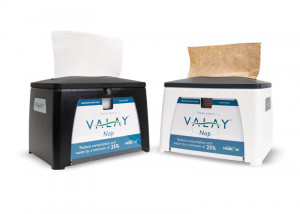 Valay NT111 Tabletop Interfold Napkin Dispenser