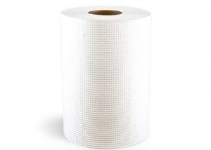 roll of Morsoft white Hardwound Towel