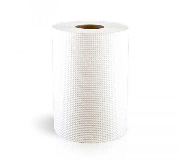 roll of Morsoft white Hardwound Towel