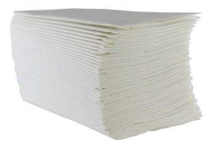stack of 30100 Morsoft Dinner Napkins