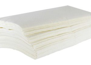 Stack of 3466 Morsoft Dinner Napkins