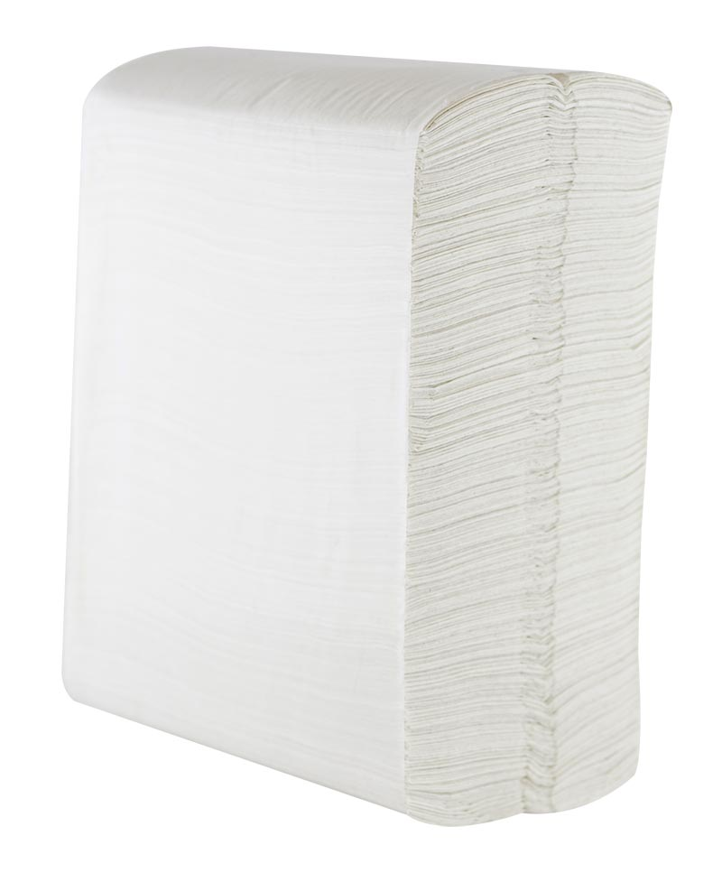 Stack of D20500 Tall Fold Dispenser Napkin