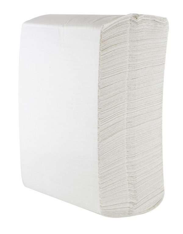Stack of DN20500 Tall Fold Dispenser Napkin