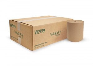 Valay VK999 Proprietary Kraft Roll Towel
