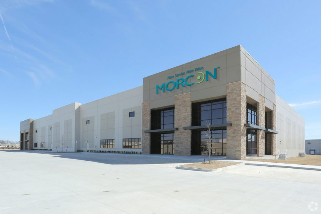Morcon Tissue Manufacturing Plant in Tulsa Oklahoma