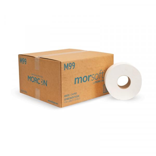 Morsoft M99 Jumbo Bath Tissue