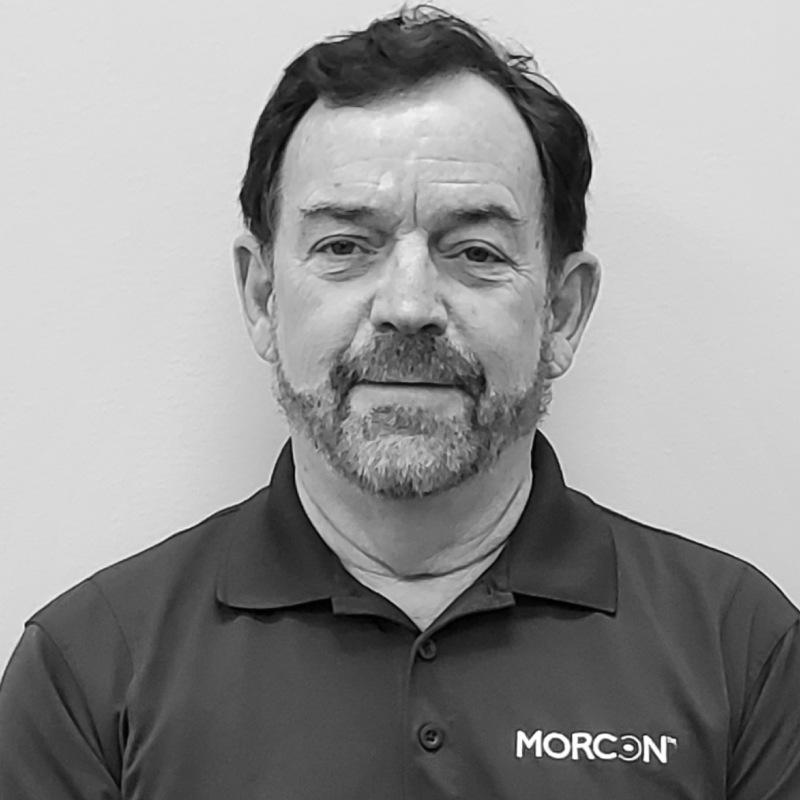John Dunbar, Tulsa Plant Manager at Morcon Tissue