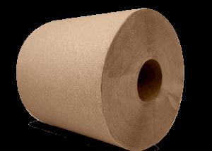 Roll of R2600 Kraft Morsoft Hardwound Towel