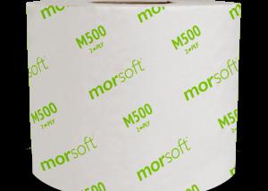 M500 premium bath tissue by Morcon Tissue