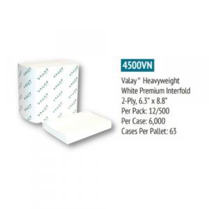 4500VN Interfold Napkin Spec