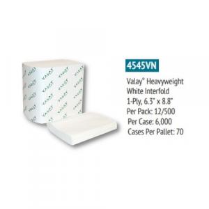 4545VN Interfold Napkin Spec
