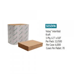 5050VN Interfold Napkin Spec